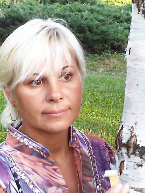 Кирничная Светлана - художник-мастер по вышивке
