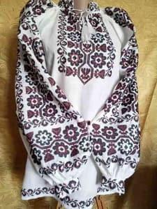 Вышиванка. Заказать сорочку женскую Мальва