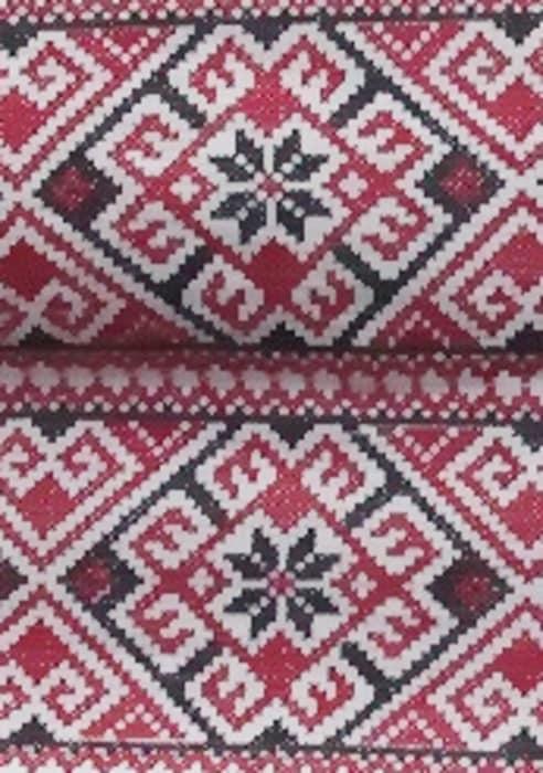 Орнамент для мужской сорочки в традиционном стиле