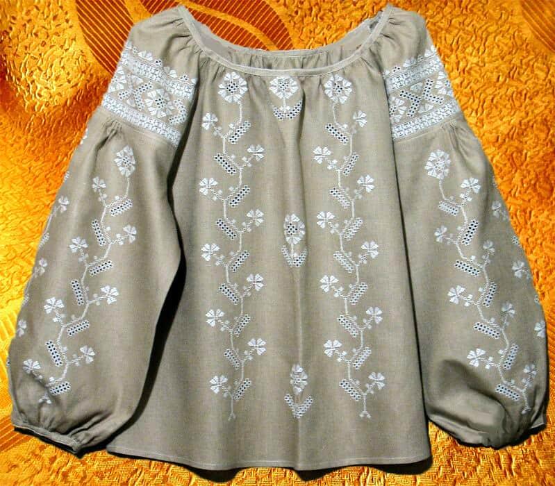 Блуза ''Клевер''