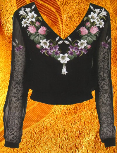 Блуза ''Лилия''