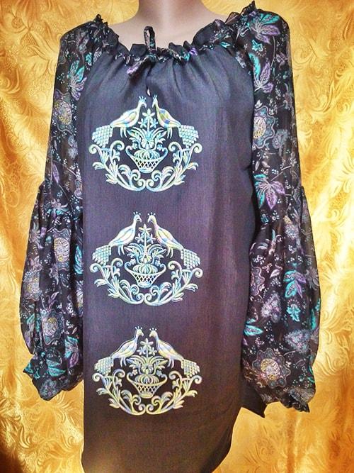 Блуза ''Пава''