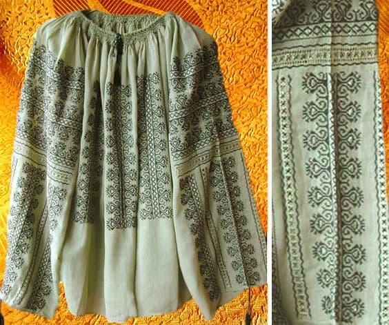 Блуза ''Румынская''
