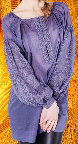 Блуза ''Сирень''