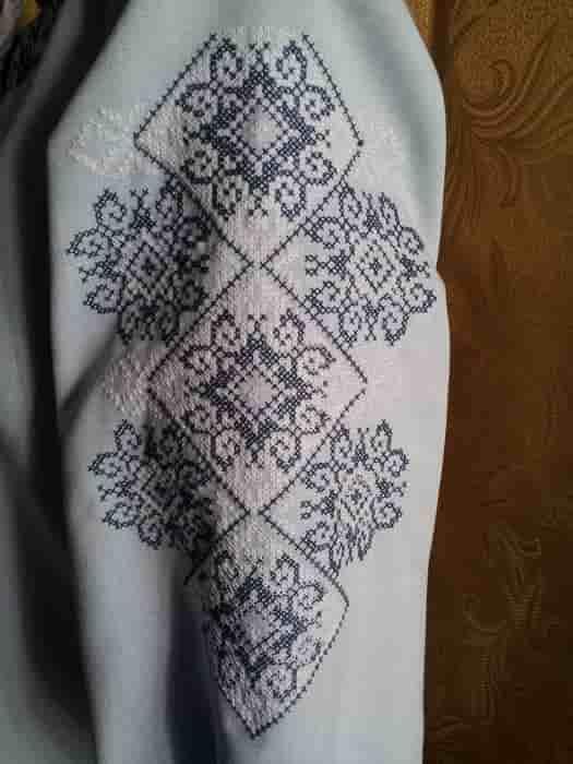 Блуза ''Царевна'' (рукав)
