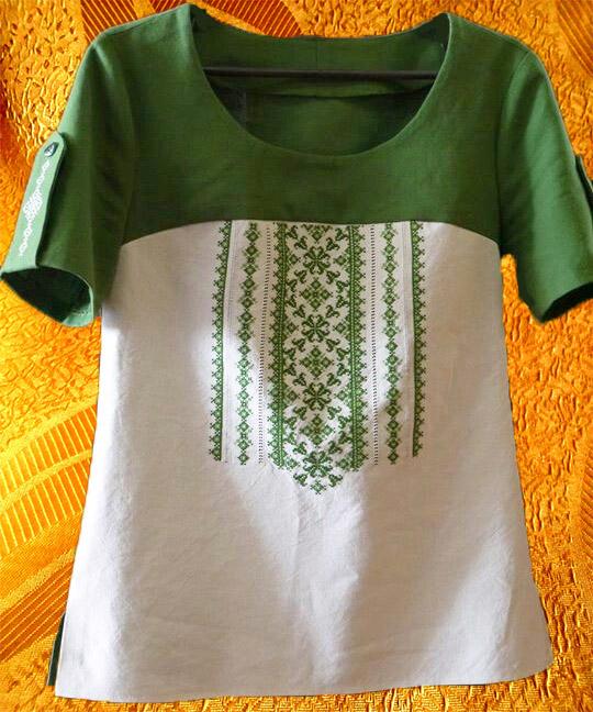 Блуза ''Весенняя''