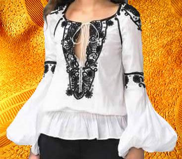Блуза оригинальная