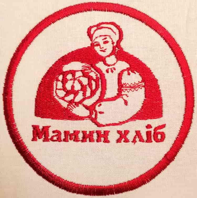 Логотип на сарафан (круглый)
