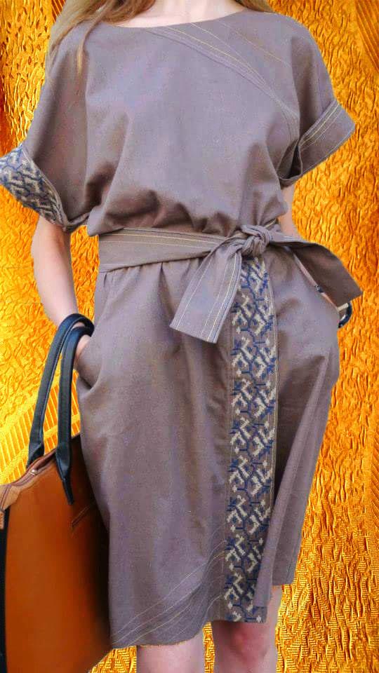 Платье ''Хрупкая веточка''
