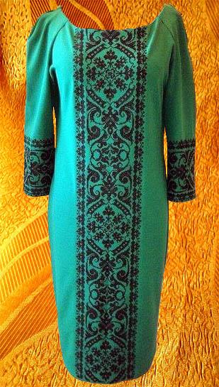 Платье ''Изумруд''