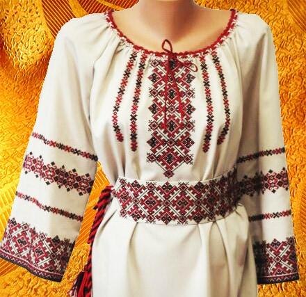 Платье ''Зоряна''