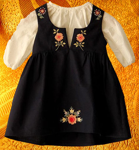 Платье для девочки ''Чудо''