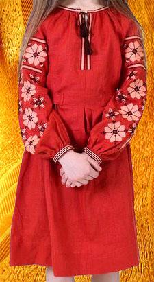 Платье для девочки ''Мальва''