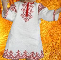 Платье для девочки ''Славянское''