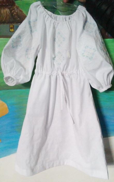 Платье на девочку ЕВА