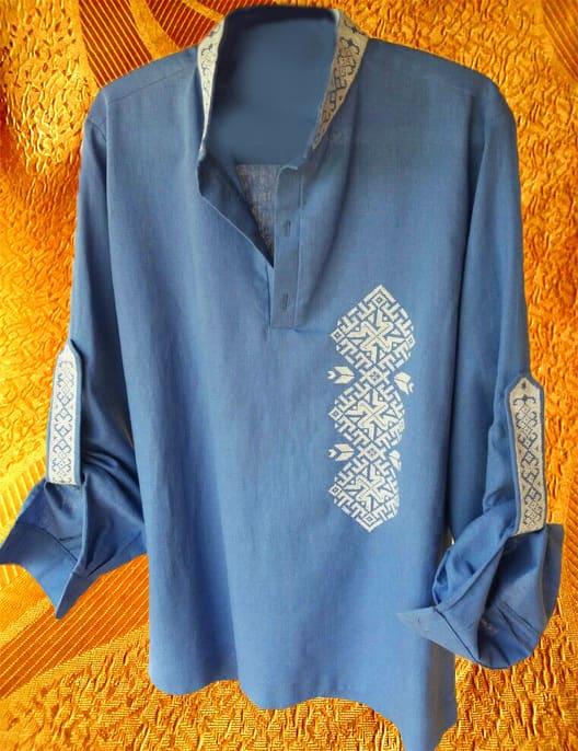Рубашка ''Славянская''