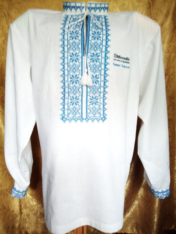 Сорочка мужская Tomasz