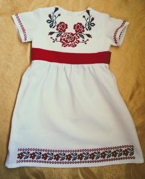 Платье для девочки Ани