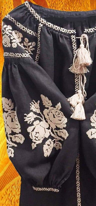 Платье ''Троянда''