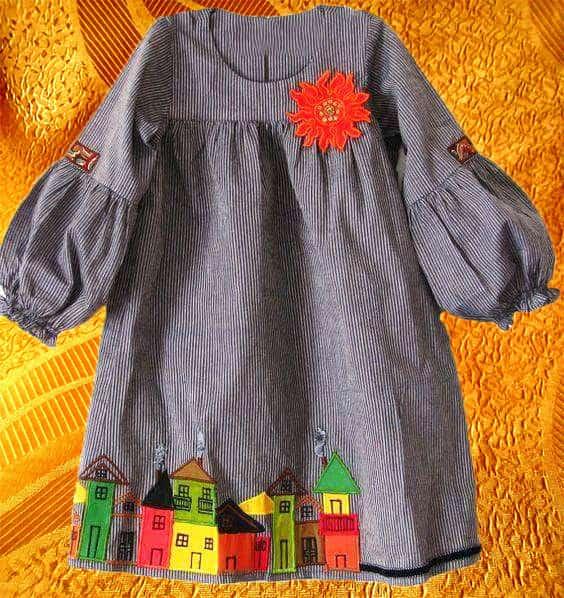 Платье для девочки ''Настенька''