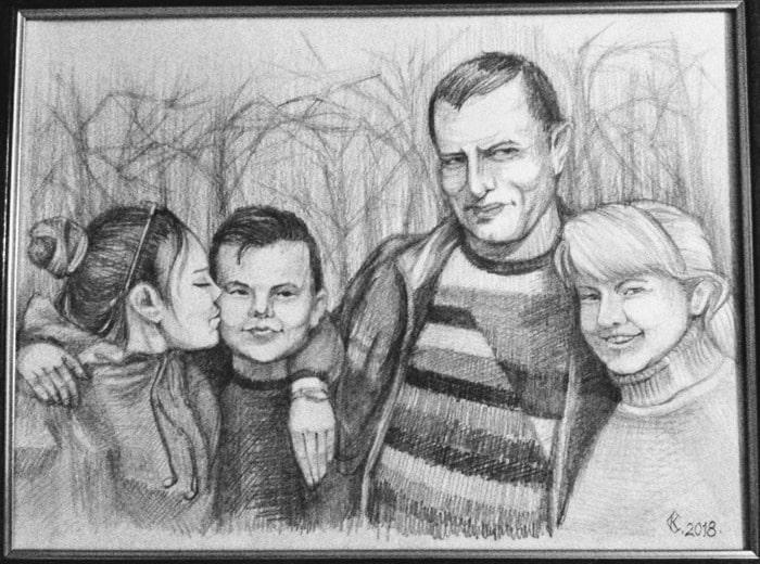 Семейный портрет