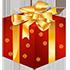 Коробка подарочная для авторских работ