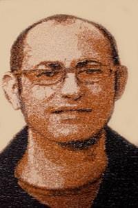 Портрет мужчины (техника сфумато)