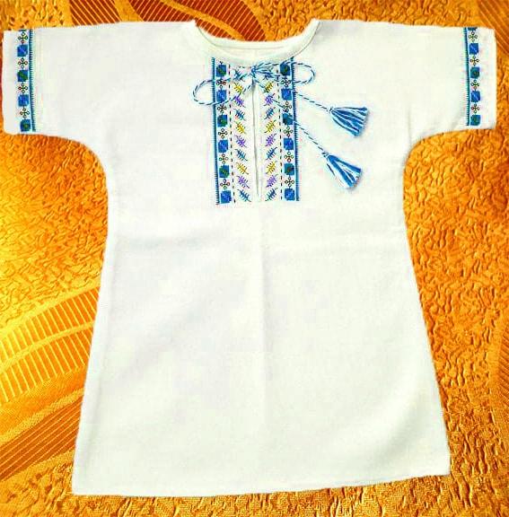 Крестильная сорочка