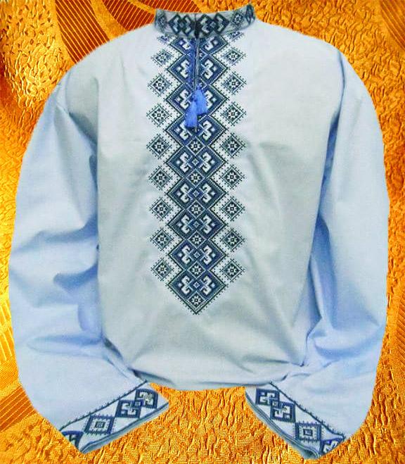 Сорочка мужская ''Карпаты''