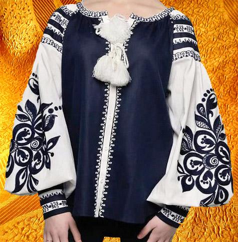 Блуза ''Иней''