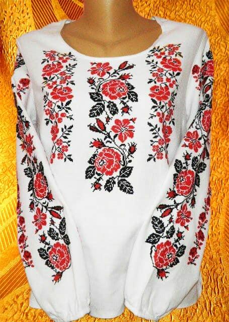 Блуза ''Любава''