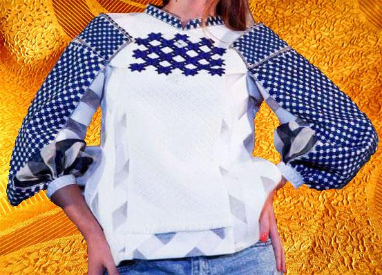 Блуза ''Созвездие''