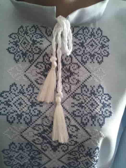 Блуза ''Царевна'' (пазуха)
