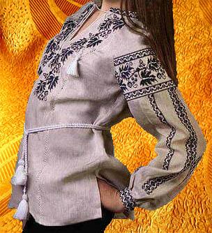 Блуза ''Ягодка''