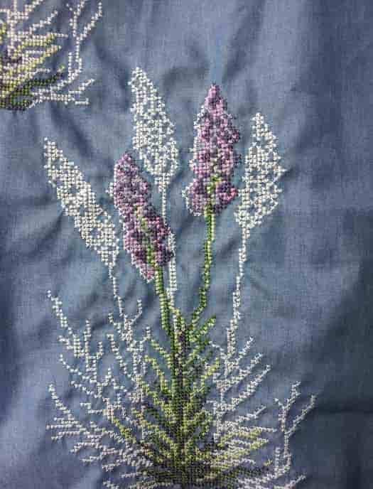Орнамент для сарафана или платья