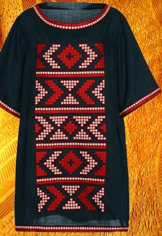 Платье ''Етно''