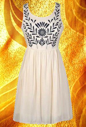 Платье ''Гречанка''