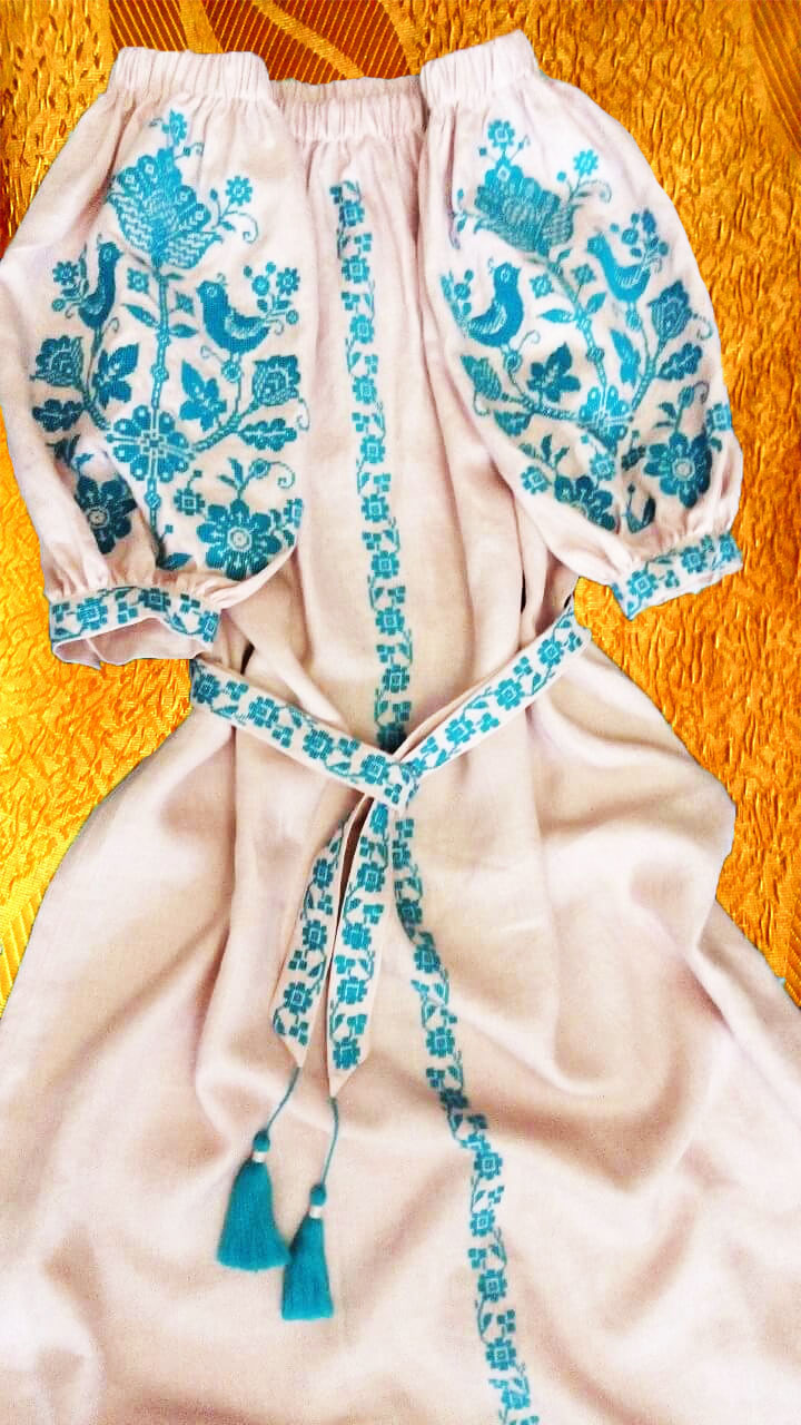 Платье ''Любовь''