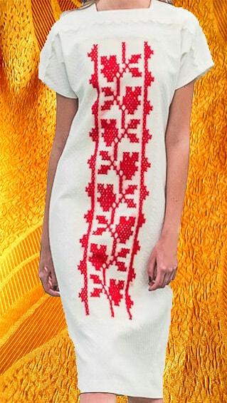 Платье ''Молодежное''