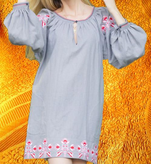 Платье ''Нежный букет''