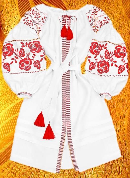 Платье ''Роза''