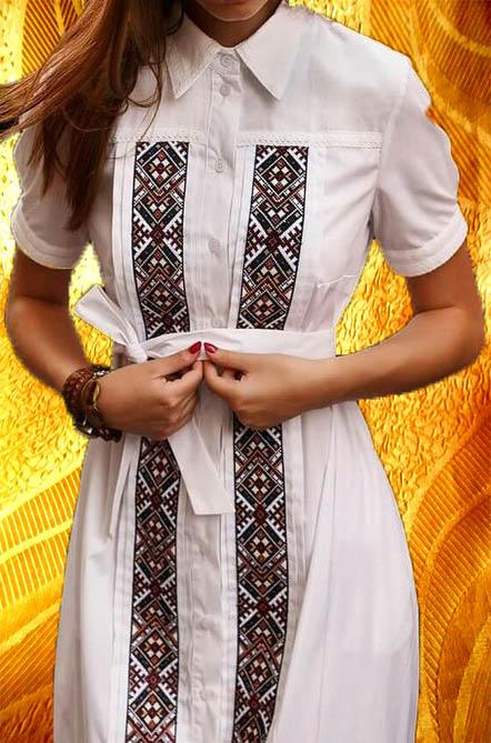 Платье ''Вертикаль''