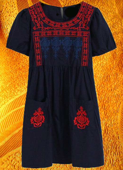 Платье ''Восточное чёрное''