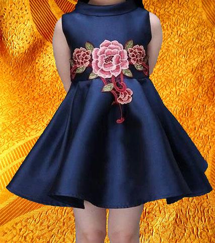 Платье для девочки ''Камелия''