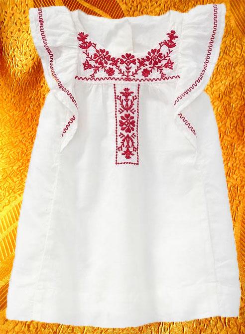 Платье для девочки ''Радость''