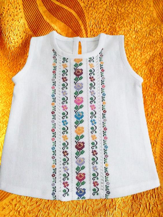 Платье для девочки ''Радужное''