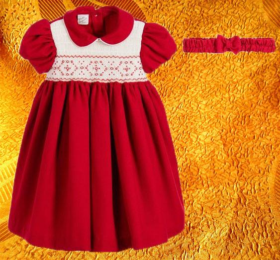 Платье для девочки кружевное