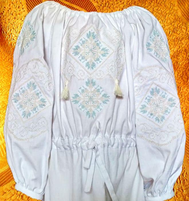 Платье на девочку ЕВА (перед)