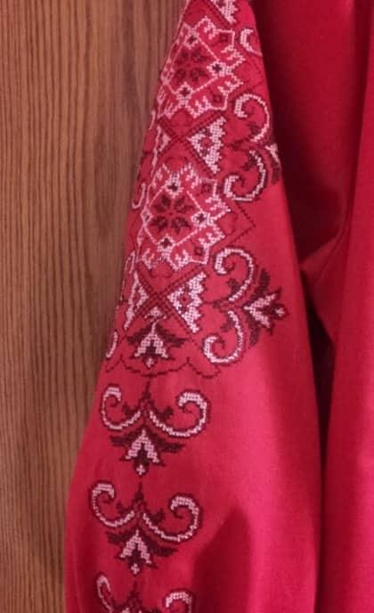 Сорочка ''Лариса'' (рукав)