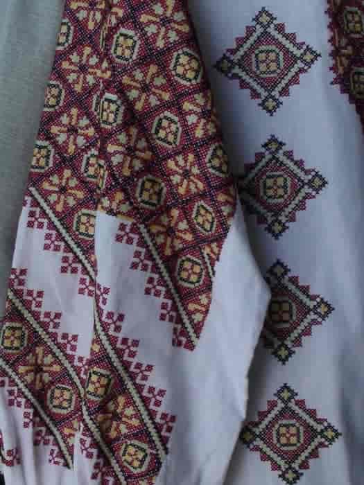 Сорочка традиционная Буковинская (рукав)